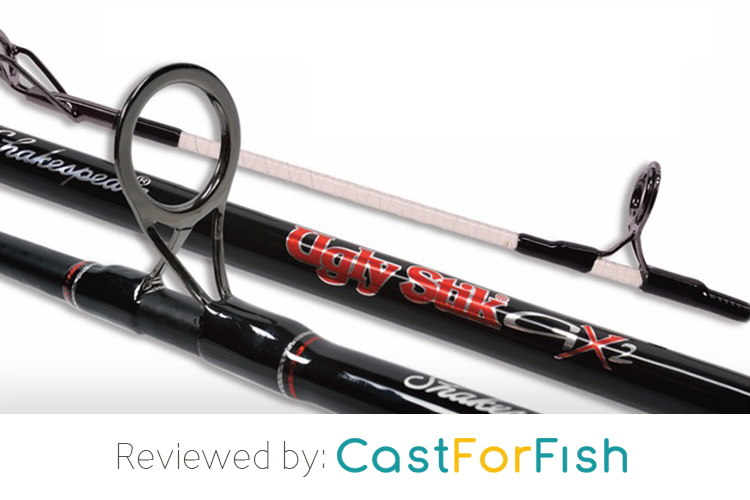 Shakespeare Ugly Stik GX2 Review