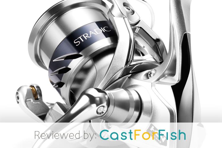 6.0.1 Retrieve Speed Shimano Stradic STC3000HGFK Spinning Reel
